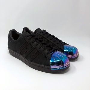 Adidas Superstar 80s Metal Toe 'Core Black'